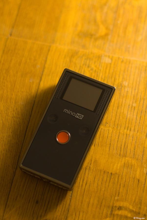 Test produit – Flip minoHD