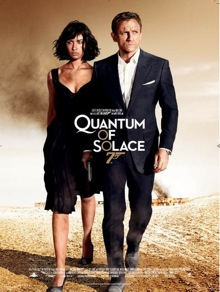 Quantum of Solace – Un James Bond sans James Bond !