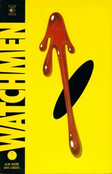 Watchmen – Alan Moore et Dave Gibbons