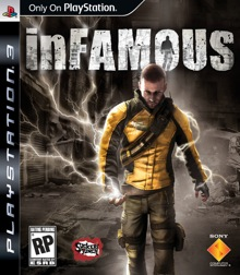 Review Gaming – inFamous