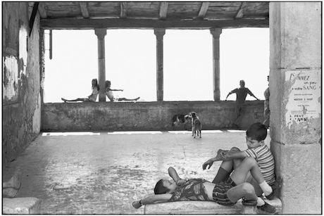 Weekend et musée d'Art Moderne – Henri Cartier-Bresson