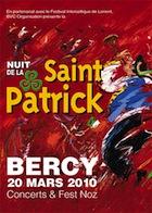 Des places pour la nuit de la Saint Patrick – Guinness pour vous !