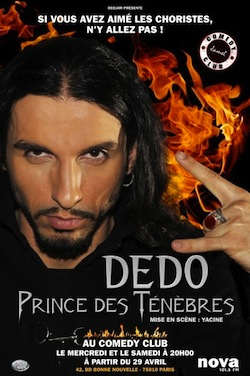 Dedo au Jamel Comedy Club