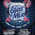 Orangina Gliss & Mix : 1 pass VIP en plus !