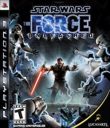 Review Gaming – Star Wars The Force Unleashed