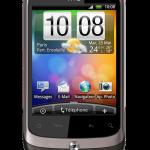 Découverte du HTC Wildfire