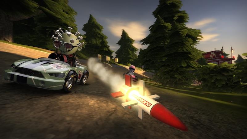 Petit concours ModNation Racers PS3 et PSP