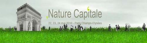 Nature Capitale – vernissage au Grand Palais et balade sur les Champs-Elysées