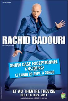 Rachid Badouri sera au Théâtre Trévise (et c'est plutôt pas mal)