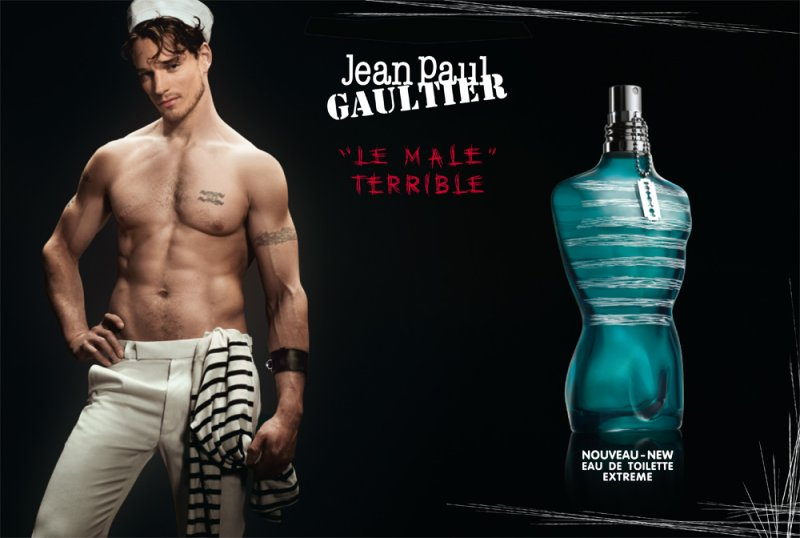 Terrible Party de Jean-Paul Gaultier – 6 places et un flacon du Mâle Terrible pour vous !