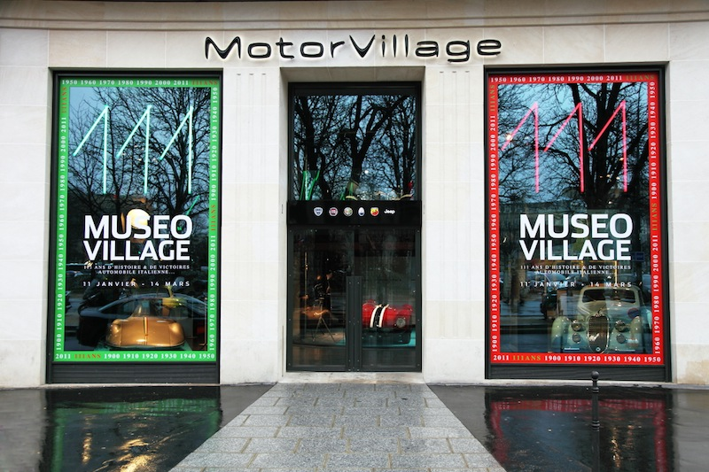 Petite visite – le Museo Village du groupe Fiat