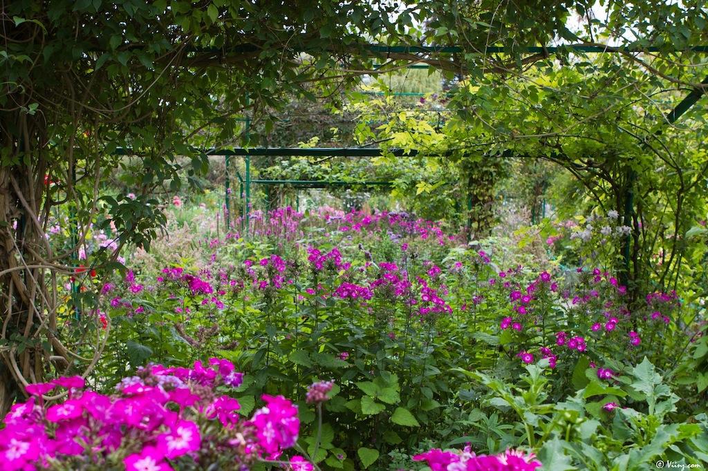 En balade dans les jardins de claude monet giverny le - Les jardins de claude monet ...