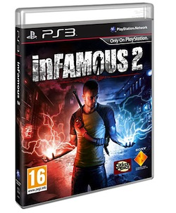 Review Gaming – inFamous 2