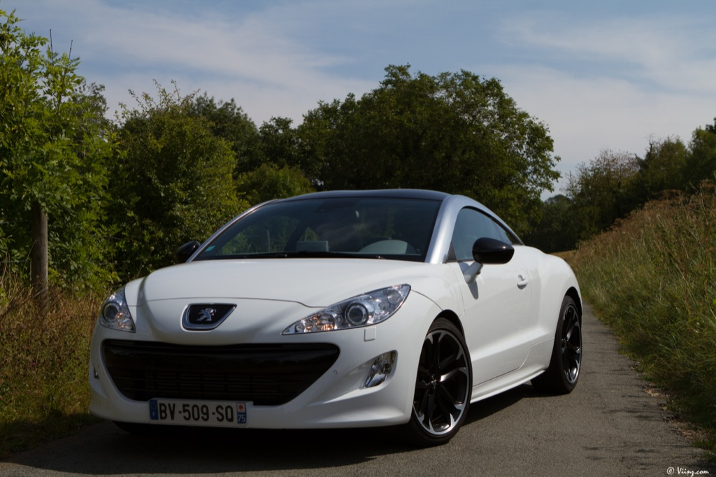 essai peugeot rcz thp200 le blog de viinz. Black Bedroom Furniture Sets. Home Design Ideas