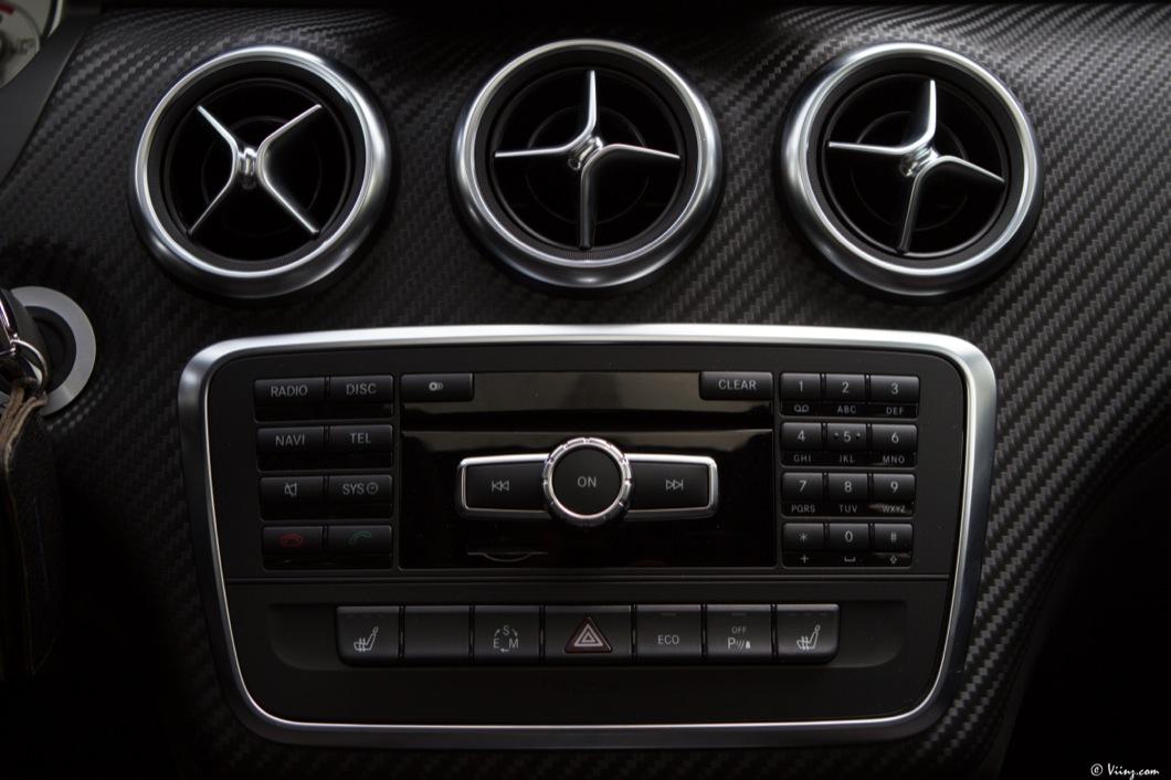 Essai Mercedes Classe A 250 Pack Sport Amg Le Blog De Viinz