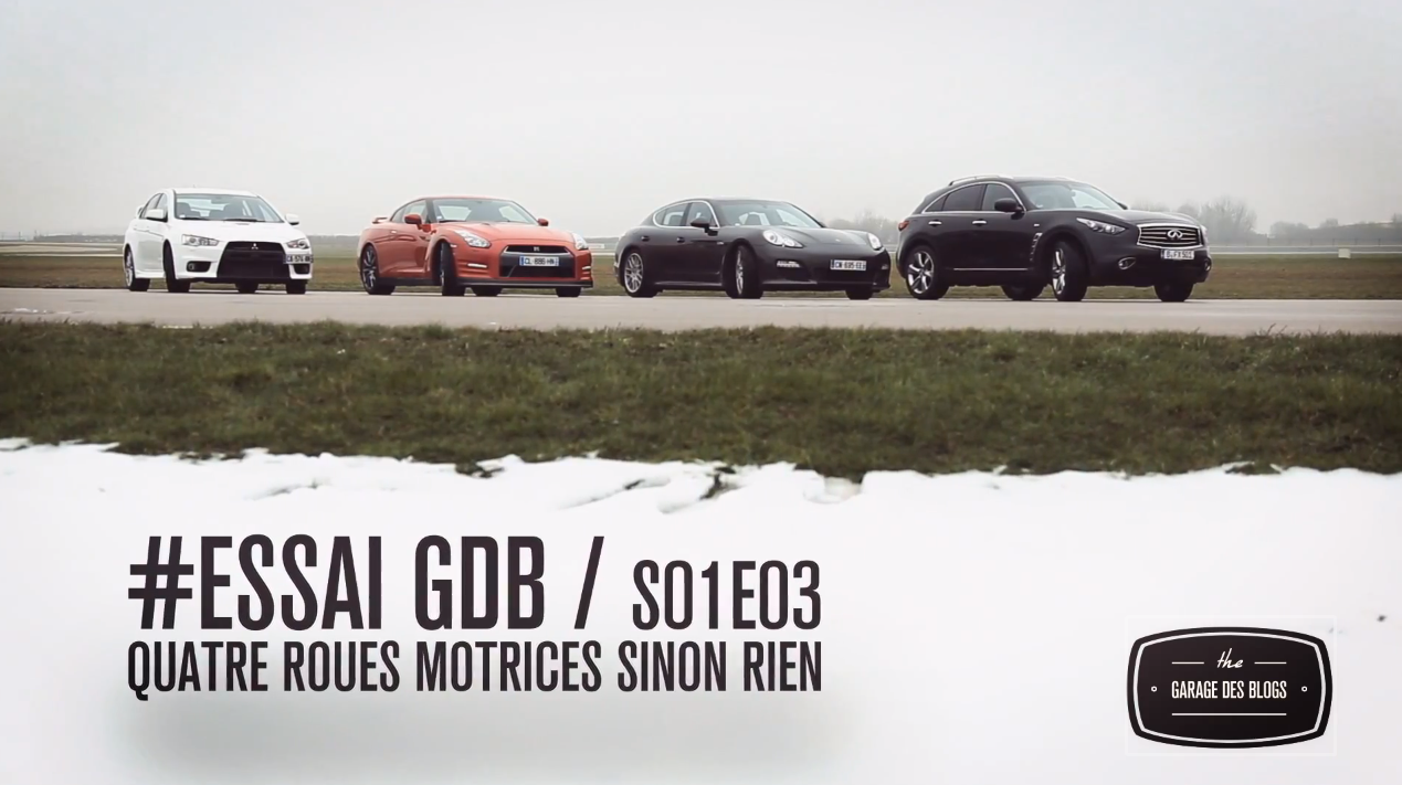 Garage des blogs une nouvelle vid o sinon rien le blog for Garage volvo poitiers