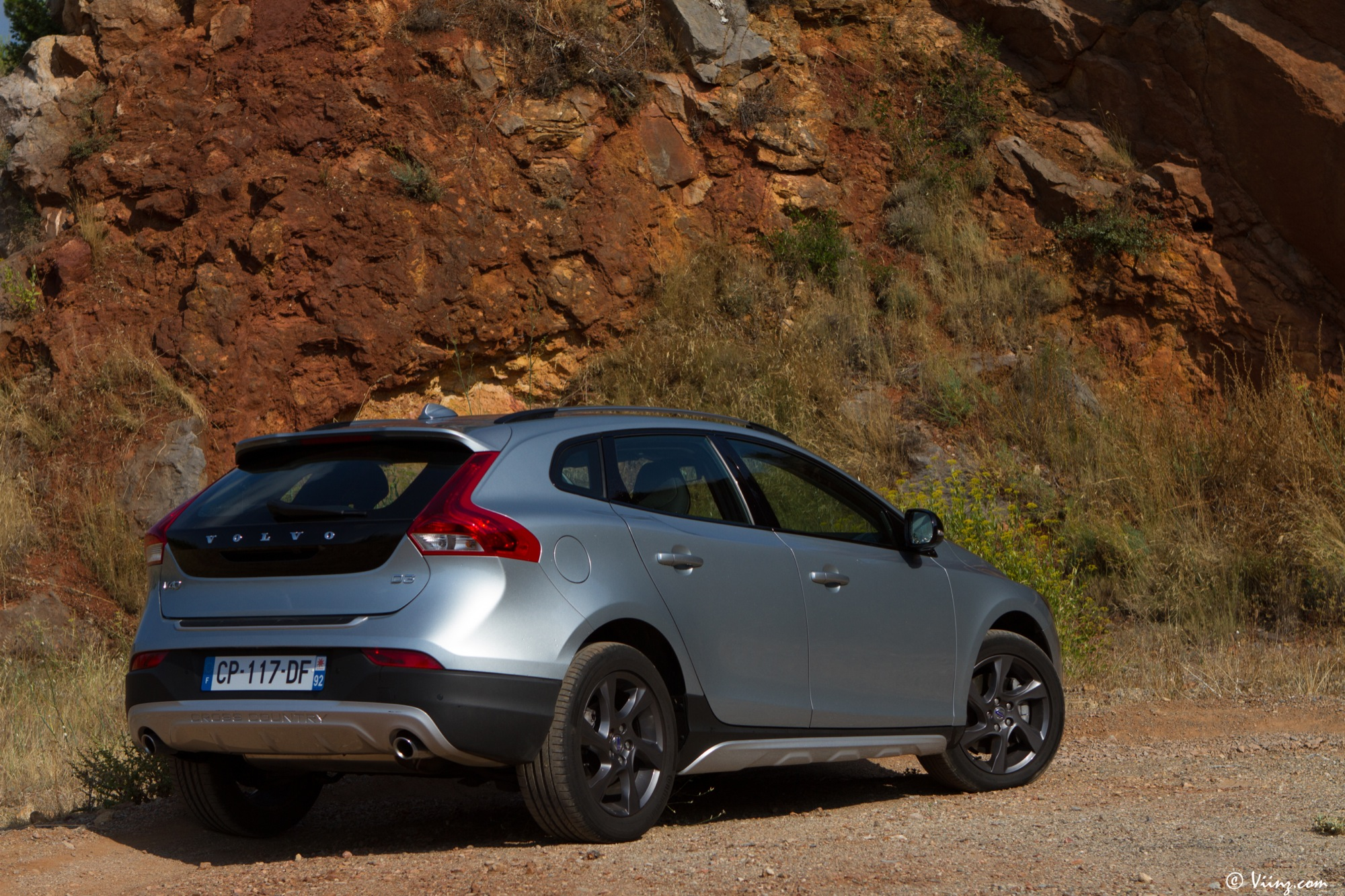 essai volvo v40 cross country d3 le blog de viinz. Black Bedroom Furniture Sets. Home Design Ideas