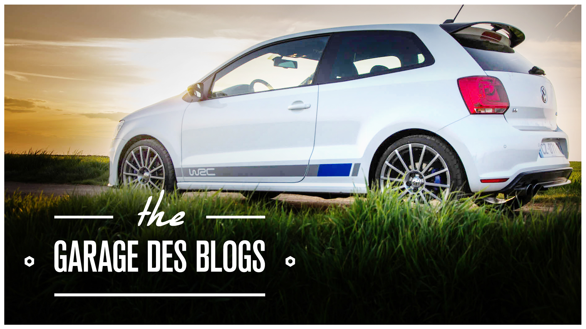 le garage des blogs essaie la vw polo r wrc. Black Bedroom Furniture Sets. Home Design Ideas