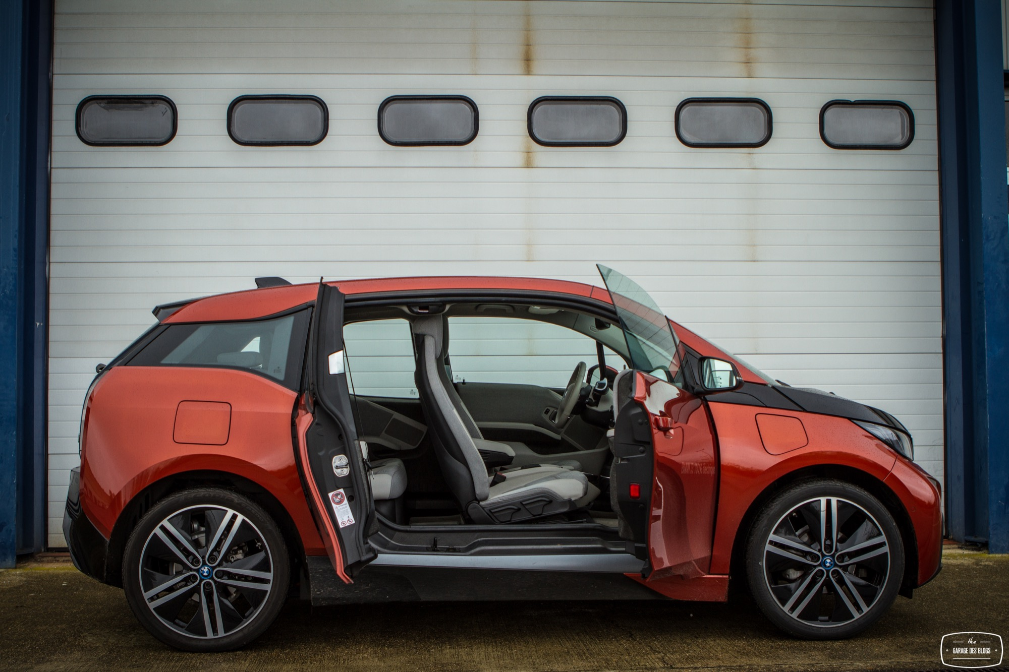 la bmw i3 avec rex l 39 essai. Black Bedroom Furniture Sets. Home Design Ideas