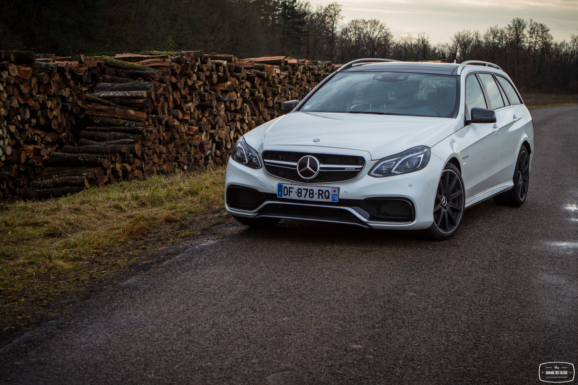 la mercedes benz e 63 amg s 4matic break à l 39 essai