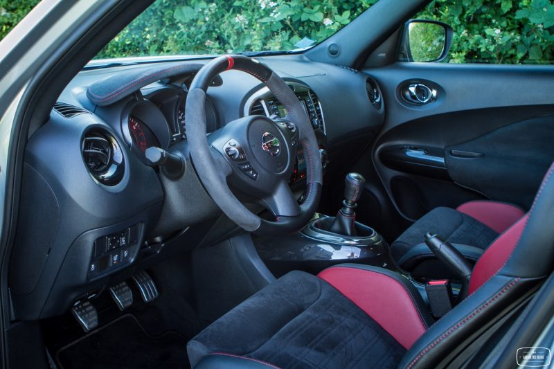 Version le nissan juke nismo rs l 39 essai for Interieur nissan juke