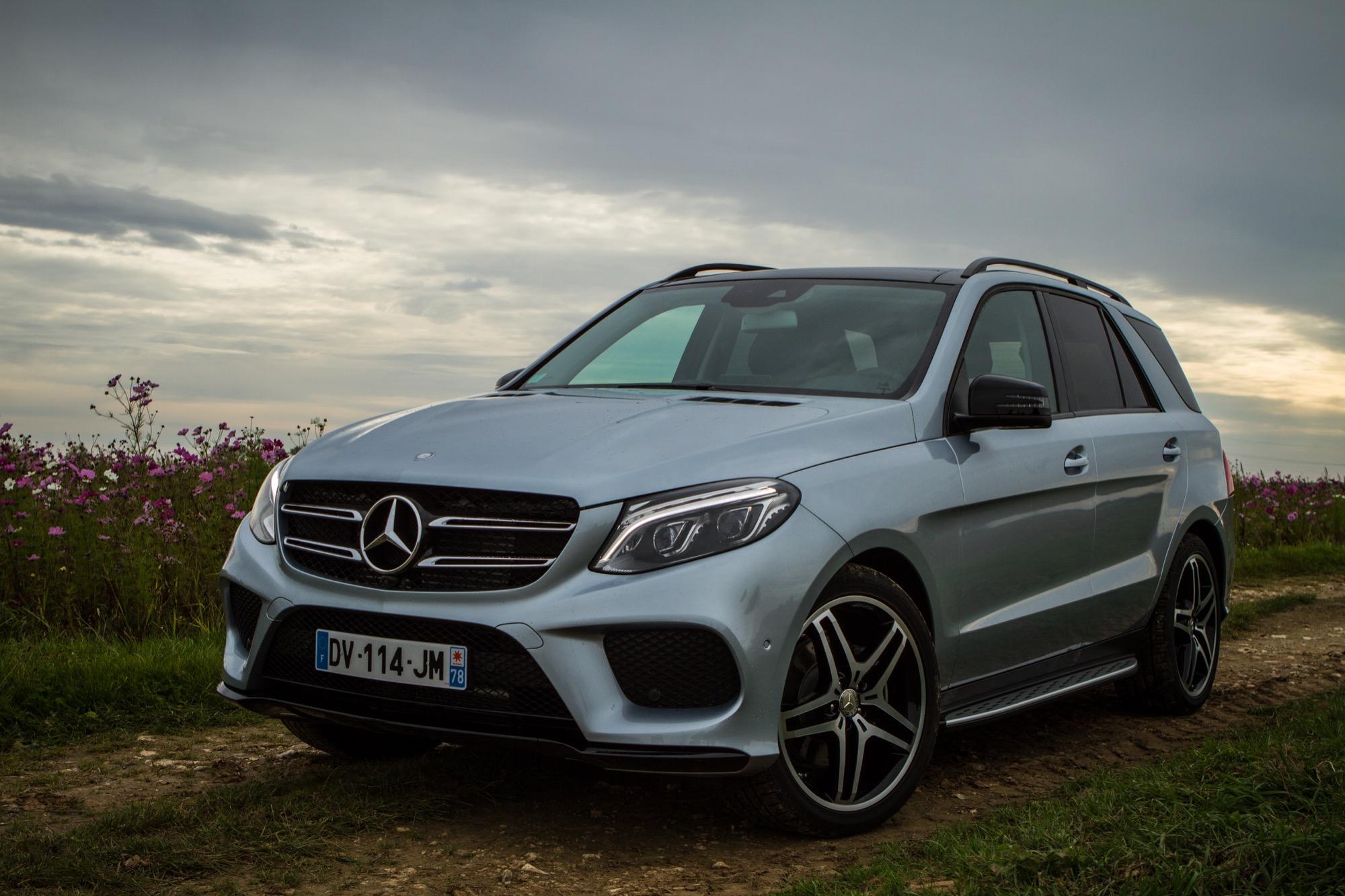 Test Mercedes Classe C D