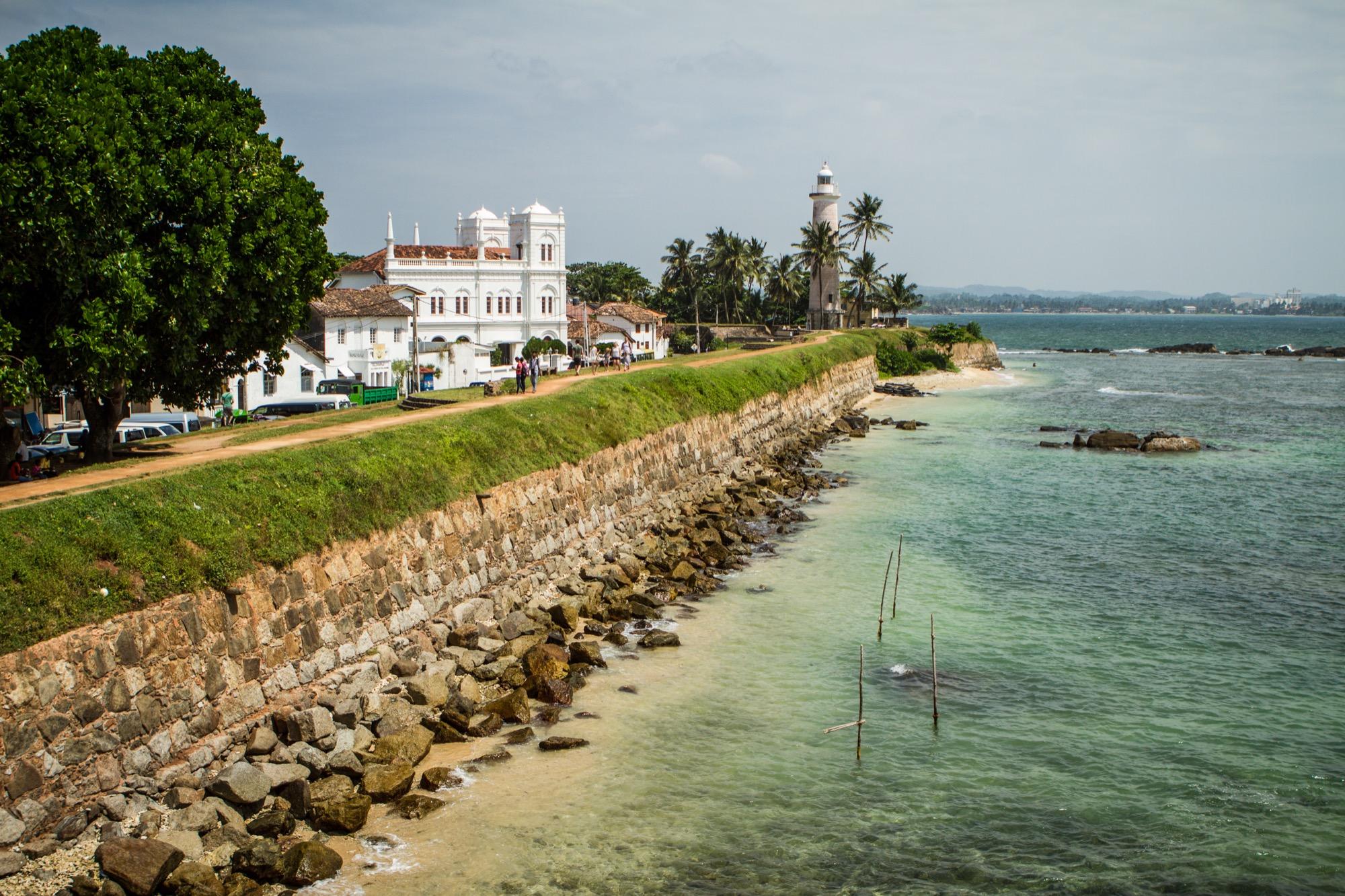 Subaru Sri Lanka >> Découverte des plages d'Unawatuna et du fort de Galle au Sri Lanka
