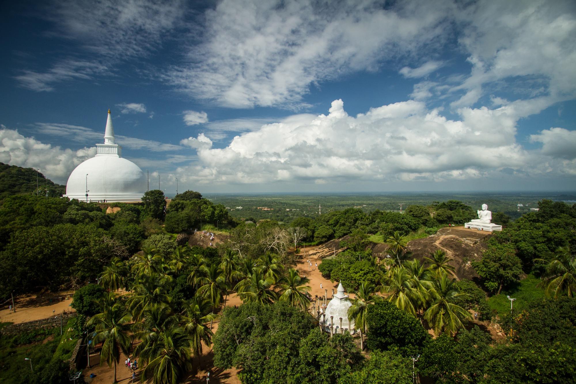 Les Temples De Mihintale Au Sri Lanka L Autre Anuradhapura