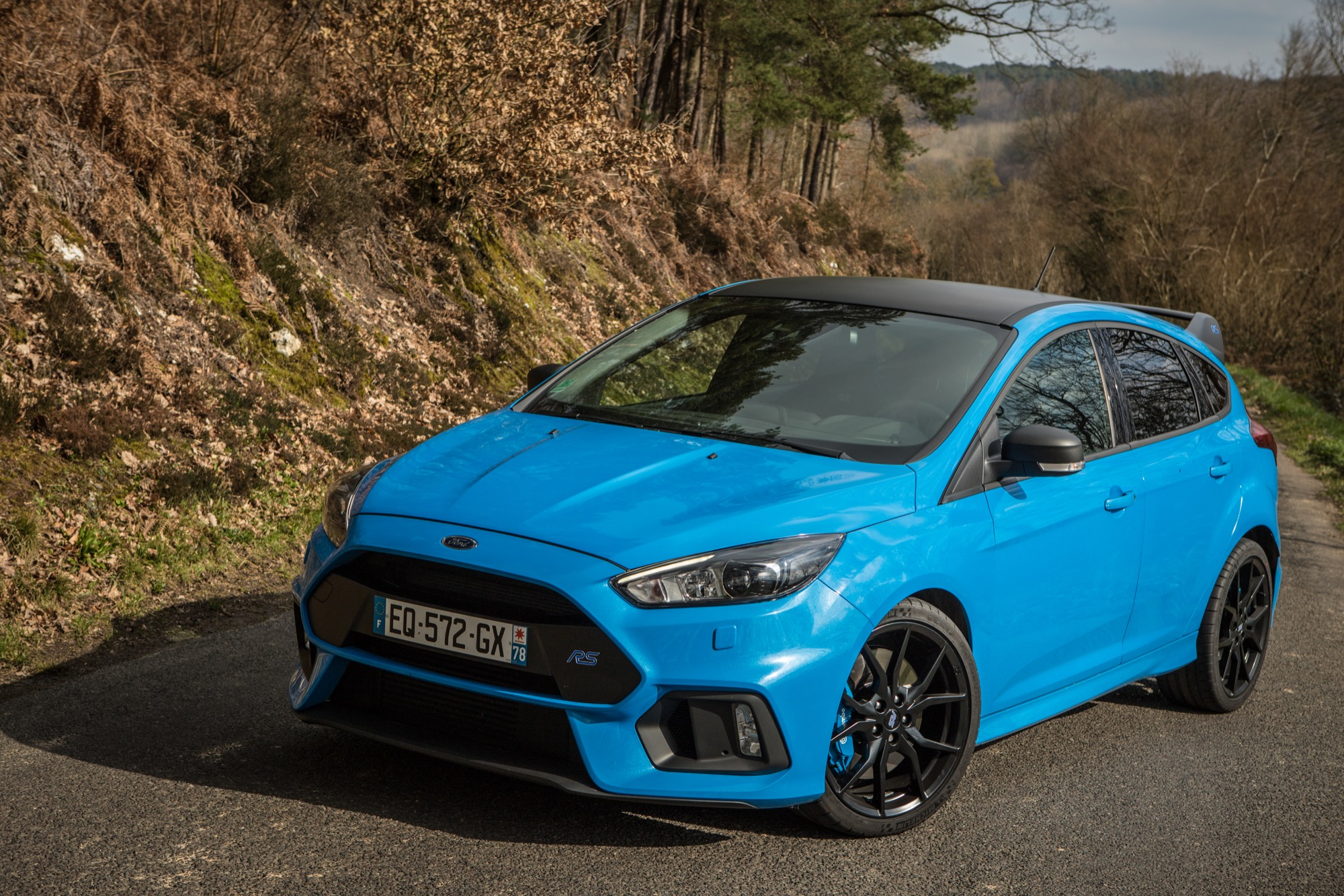 la ford focus rs pack performance l 39 essai un dernier galop d 39 adieu. Black Bedroom Furniture Sets. Home Design Ideas
