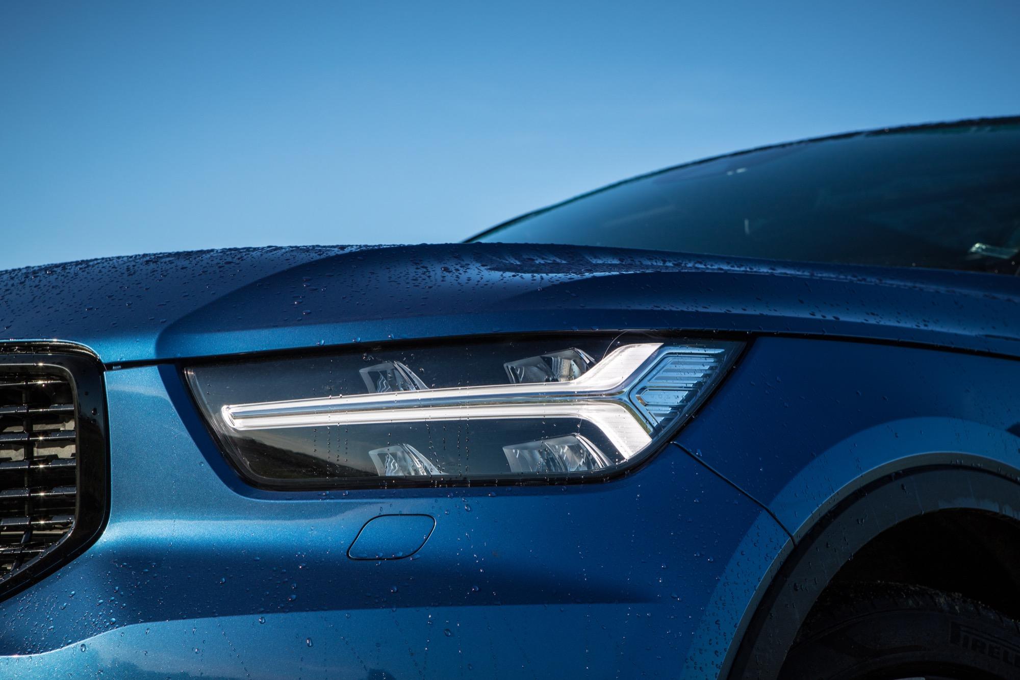Essai Volvo Xc40 >> Volvo Xc40 Un Petit Suv A L Essai En Version T5 Awd
